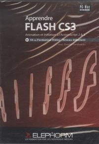 David Tardiveau - Apprendre Flash CS3 - DVD-ROM.
