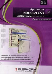 Apprendre InDesign CS3 - Les nouveautés, DVD.pdf