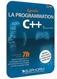 Alexandre Guidet - Apprendre la programmation C++. 1 DVD