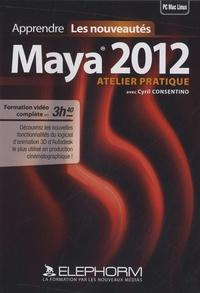 Apprendre Maya 2012 - Les nouveautés - Atelier pratique.pdf