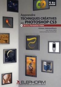 Apprendre techniques créatives avec Photoshop CS3 - DVD.pdf
