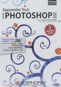 Apprendre tout Photoshop, CS2, CS3, CS4 - 2 DVD-Rom.pdf