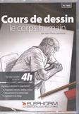 Jean-Pierre Lamérand - Cours de dessin : le corps humain. 1 DVD
