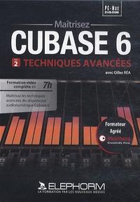 Maîtrisez Cubase 6 - Volume 2, Techniques avancées.pdf
