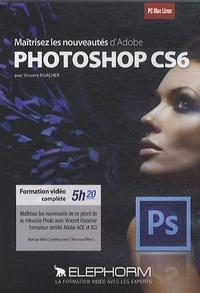 Vincent Risacher - Maîtrisez les nouveautés d'Adobe Photoshop CS6. 1 DVD