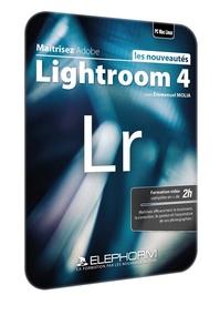 Emmanuel Molia - Maîtrisez Lightroom 4. 1 DVD