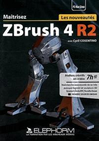 Cyril Cosentino - Maitrisez ZBrush 4 R2. 1 DVD