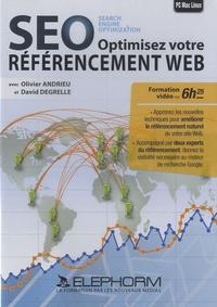 Olivier Andrieu et David Degrelle - Optimisez votre référencement web - Search Engine Optimization.