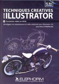 Techniques créatives avec Adobe Illustrator CS4 - DVD-ROM.pdf