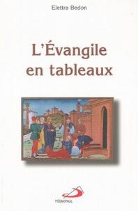 Elettra Bedon - L'Evangile en tableaux.