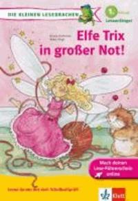 Elfe Trix in großer Not! - 1. Klasse.