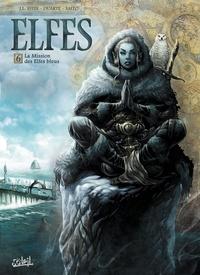 Jean-Luc Istin - Elfes T06 - La Mission des Elfes Bleus.