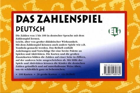 Das Zahlenspiel Deutsch. 100 cartes
