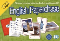 ELI - English Paperchase - Let's play in English.
