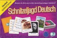 ELI - Schnitzeljagd Deutsch - Kennst du dich aus in den deutschsprachigen Ländern ?.