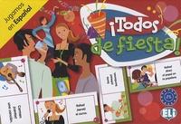 ELI - Todos de fiesta ! - Jugamos en español.