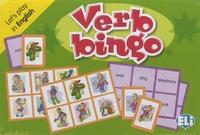 ELI - Verb Bingo.