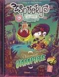 Elian Black'Mor et  Carine-M - Spooky & les contes de travers - Tome 02 - Charmant vampire.