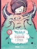 Elian Black'Mor et  Carine-M - Spooky, petit cahier intime à conter & hanter soi-même.