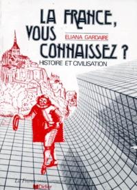 LA FRANCE VOUS CONNAISSEZ ? Histoire et civilisation.pdf