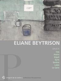 Eliane Beytrison - Eliane Beytrison   opus 1 - Iraq   Aveiro   Urgull   Syrie   Genève   Labin   Le Caire.