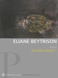 Eliane Beytrison - Eliane Beytrison   Opus 2   Naturellement !.