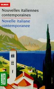 Nouvelles italiennes contemporaines : Novelle italiane contemporanee- Edition bilingue français-italien - Eliane Deschamps-Pria | Showmesound.org