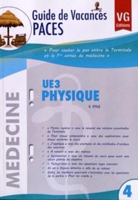 Eliane Etile - UE 3 Physique.