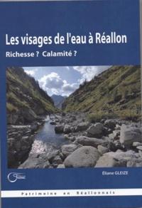 Cjtaboo.be Les visages de l'eau à Réallon - Richesse ? Calamité ? Image