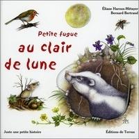 Eliane Haroux-Métayer et Bernard Bertrand - Petite fugue au clair de lune.