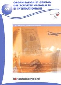Organisation des activités nationales et internationales BTS assistant secrétaire trilingue 1er et 2e années.pdf