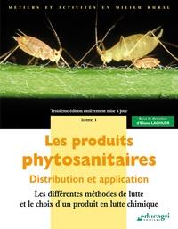 Goodtastepolice.fr Les produits phytosanitaires - Distribution et application Tome 1, Les différentes méthodes de lutte et le choix d'un produit en lutte chimique Image