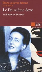 Eliane Lecarme-Tabone - Le Deuxième Sexe de Simone de Beauvoir.