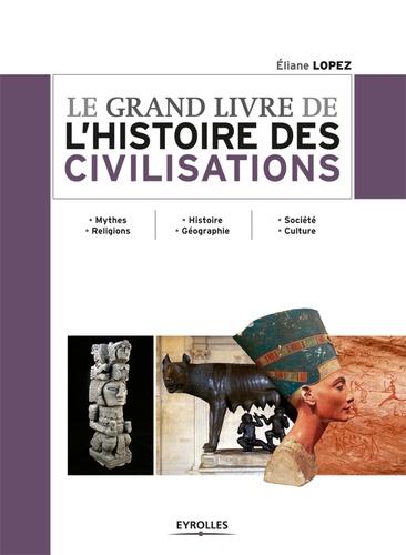 Le grand livre de l'histoire des civilisations - 9782212030228 - 14,99 €