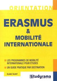 Eliane Talbot - Erasmus et mobilité internationale.