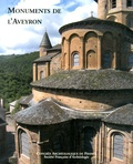 Eliane Vergnolle - Monuments de l'Aveyron.