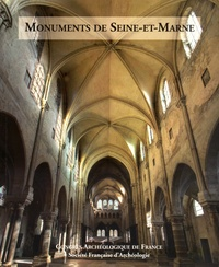 Eliane Vergnolle - Monuments de Seine-et-Marne.