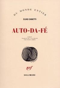 Elias Canetti - Auto-da-fé.