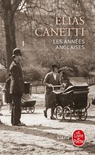 Kindle ebook collection téléchargement mobile Les années anglaises MOBI iBook CHM par Elias Canetti en francais 9782253083917