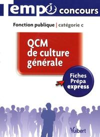 Galabria.be QCM de culture générale - Fonction publique Catégorie C Image