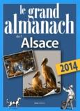 Elie Durel - Le grand almanach de l'Alsace.
