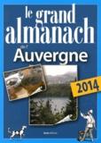 Elie Durel - Le grand almanach de l'Auvergne.