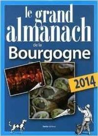 Elie Durel - Le grand almanach de la Bourgogne.