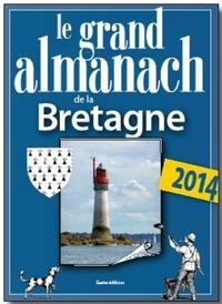 Elie Durel - Le grand almanach de la Bretagne.