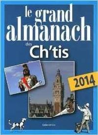 Elie Durel - Le grand almanach des Ch'tis.