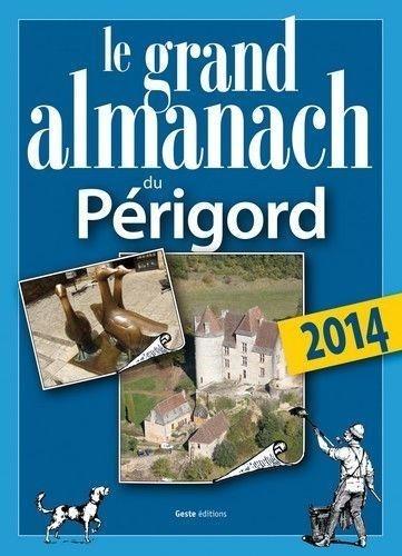 Elie Durel - Le grand almanach du Périgord.