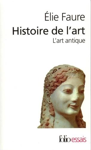 Histoire De L Art L Art Antique Poche