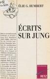 Elie-G Humbert - Écrits sur Jung - Jung et l'inconscient.