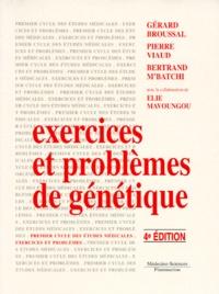 Elie Mavoungou et Gérard Broussal - .