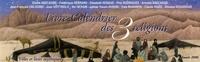 Eliette Abécassis et Frédérique Hébrard - Livre-Calendrier des 3 religions 2006 - Villes et lieux mythiques.